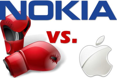 Nokia contro Apple, sempre tramiteTwitter
