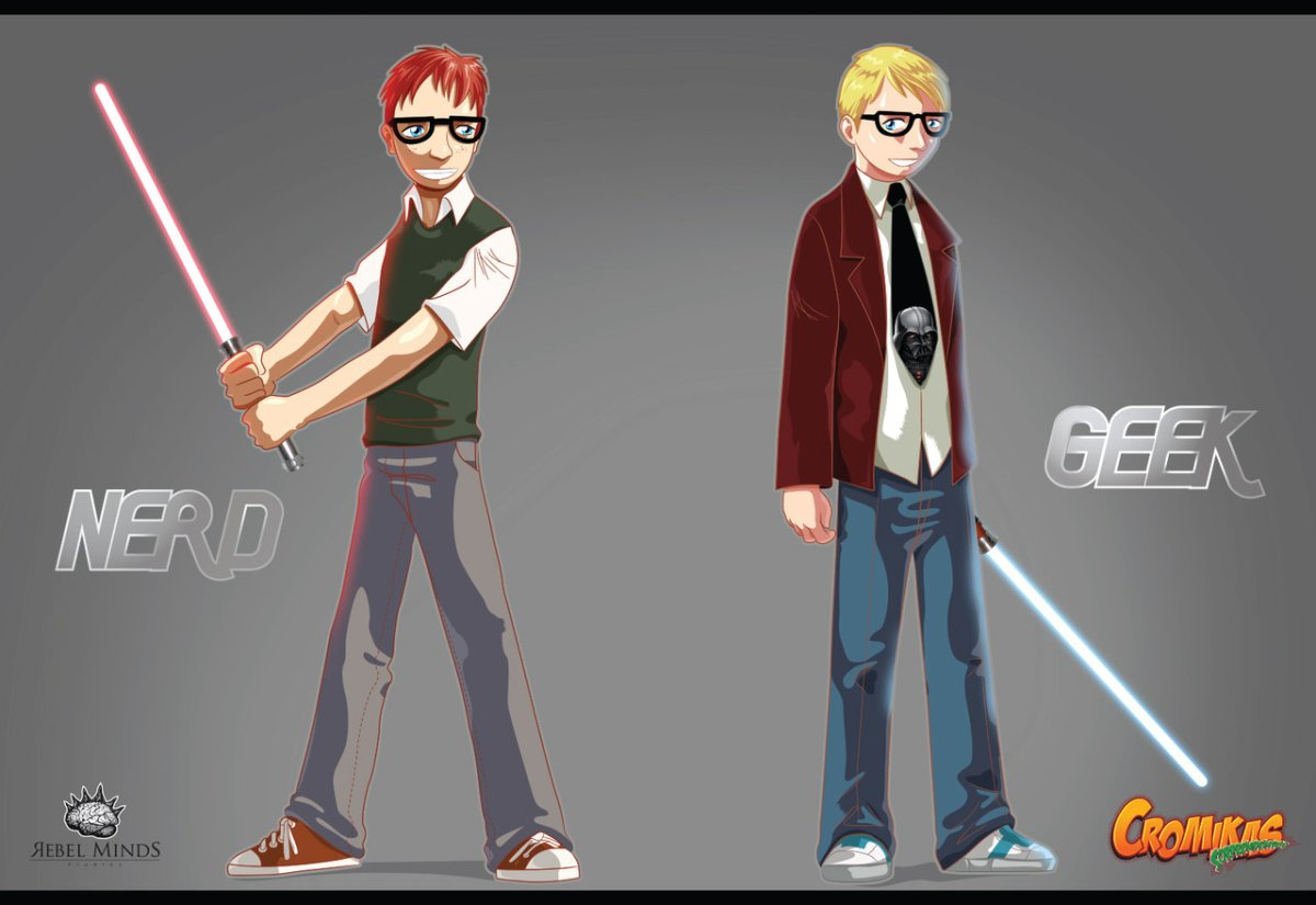 Sei Nerd o Geek?