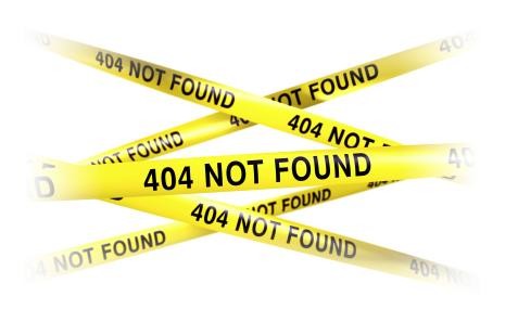 Pagine 404: ecco le più strane delweb