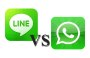 WhatsApp vs LINE chi vincerà?