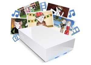 Lacie Cloudbox il tuo HardDisk sempre conte
