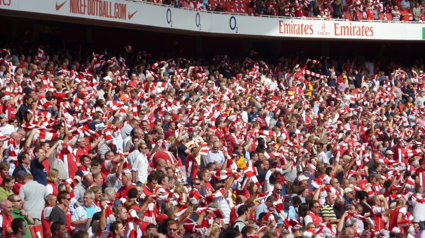 Arsenal-Supporters