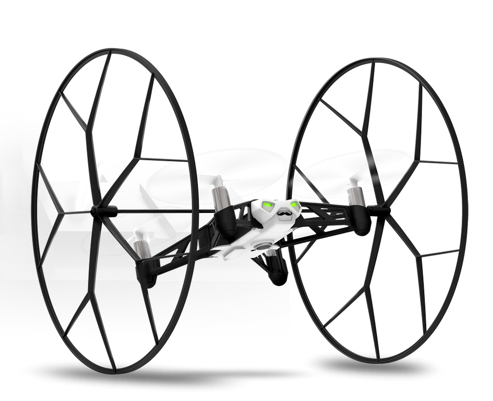 [RECENSIONE]: Il #Drone Parrot Minidrones RollingSpider