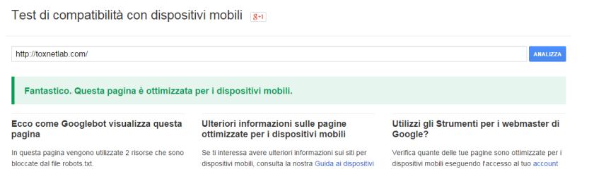 test ok mobile
