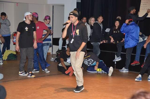 blogger e rapper