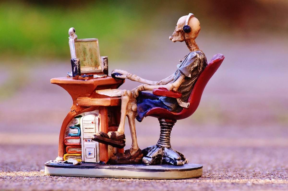 """""""Senti tu che lavori con i Computer""""….ovvero come maledire la tua passione per l'informatica"""